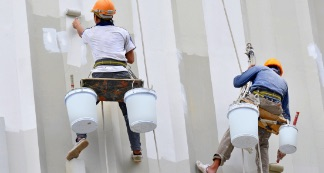During Repainting
