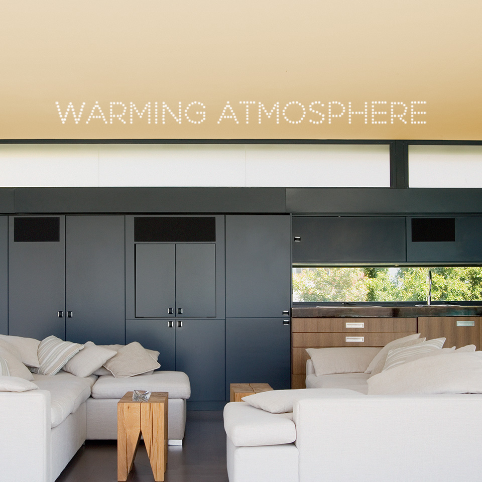Warming Atmosphere