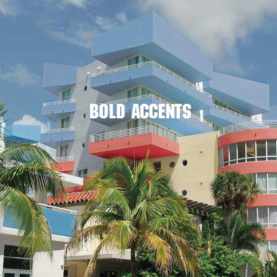 Bold Accents