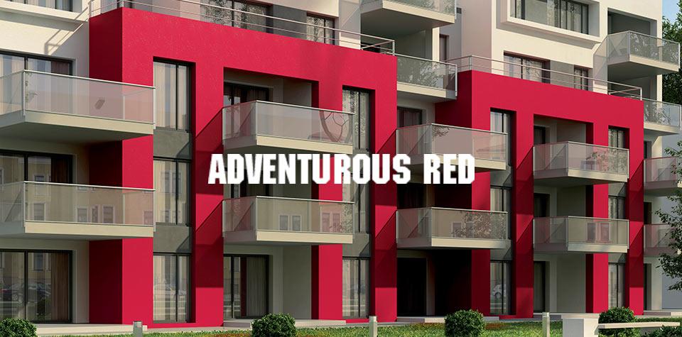 Adventurous Red