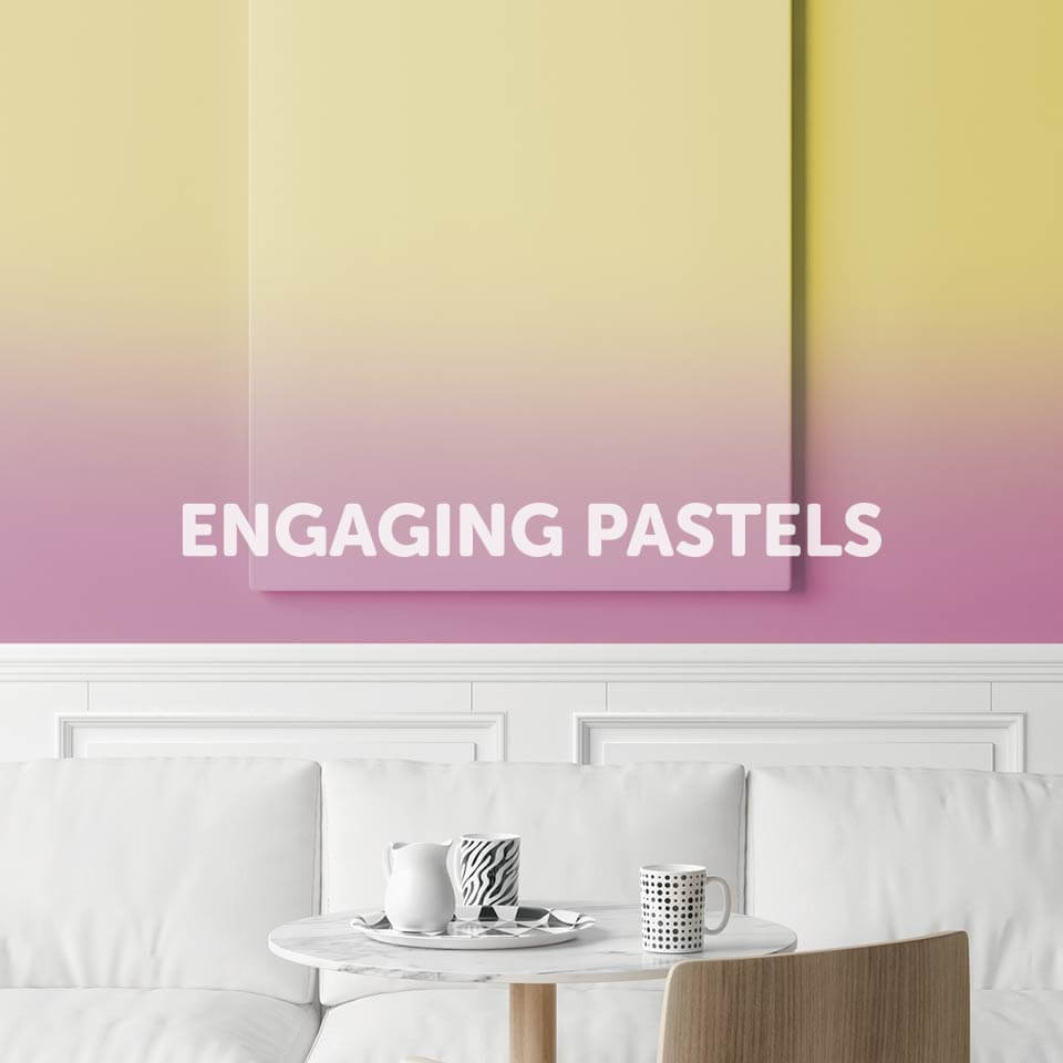 Engaging Pastels