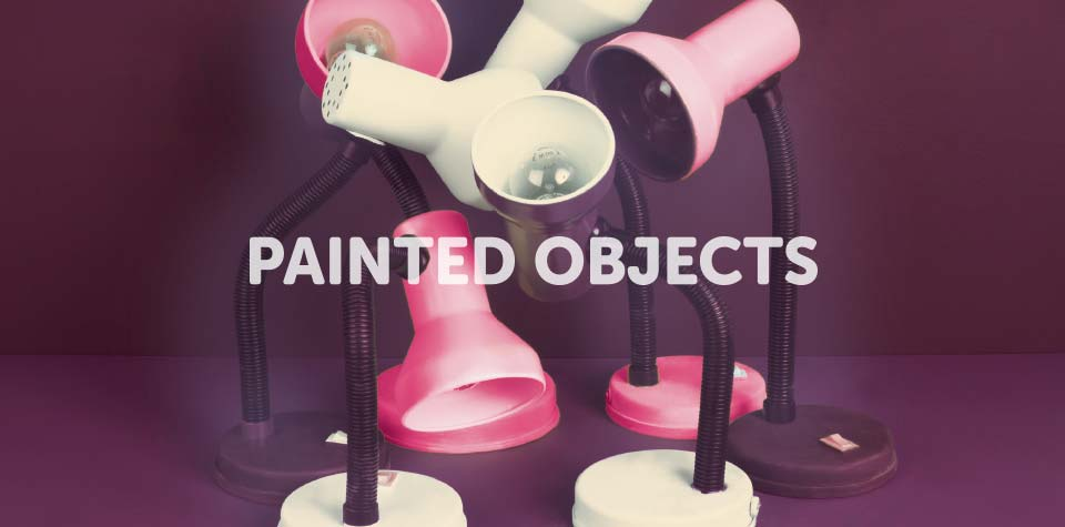 Painted Objects